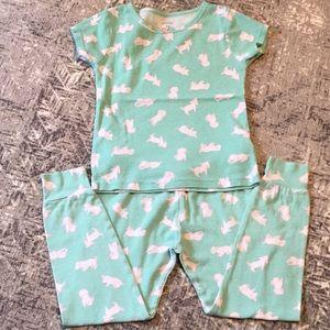 Puppy Cotton Pajamas